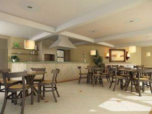 area churrasqueira condominio 300x225 - Justiça determina indenização de R$ 10 mil a casal impossibilitado de utilizar churrasqueira do prédio
